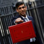 Chancellor Rishi Sunak delivers his First Budget on 11 March 2020